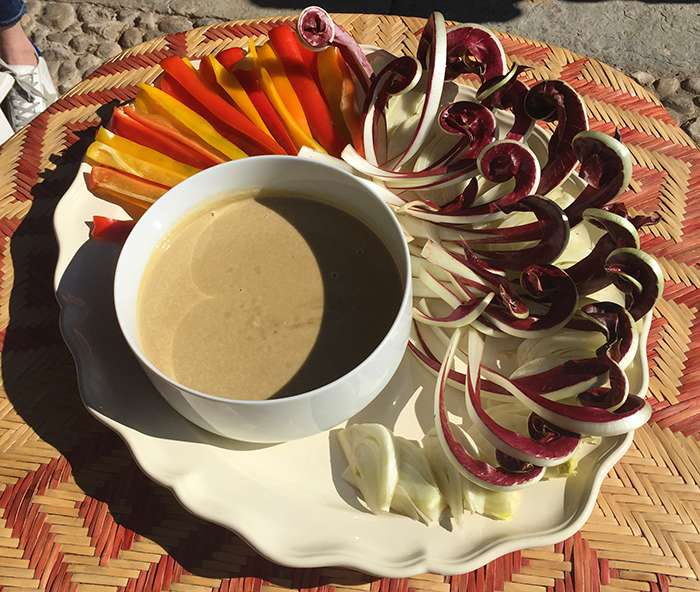 Authentic Bagna Cauda Recipe